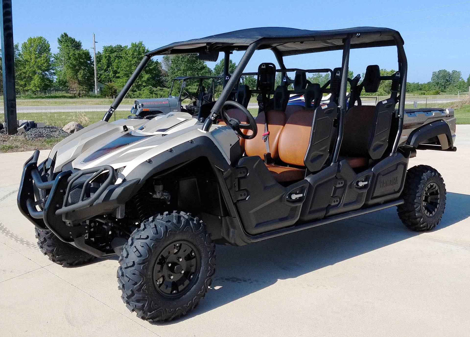 2019 Yamaha Viking VI EPS Ranch Edition in Ottumwa, Iowa - Photo 3