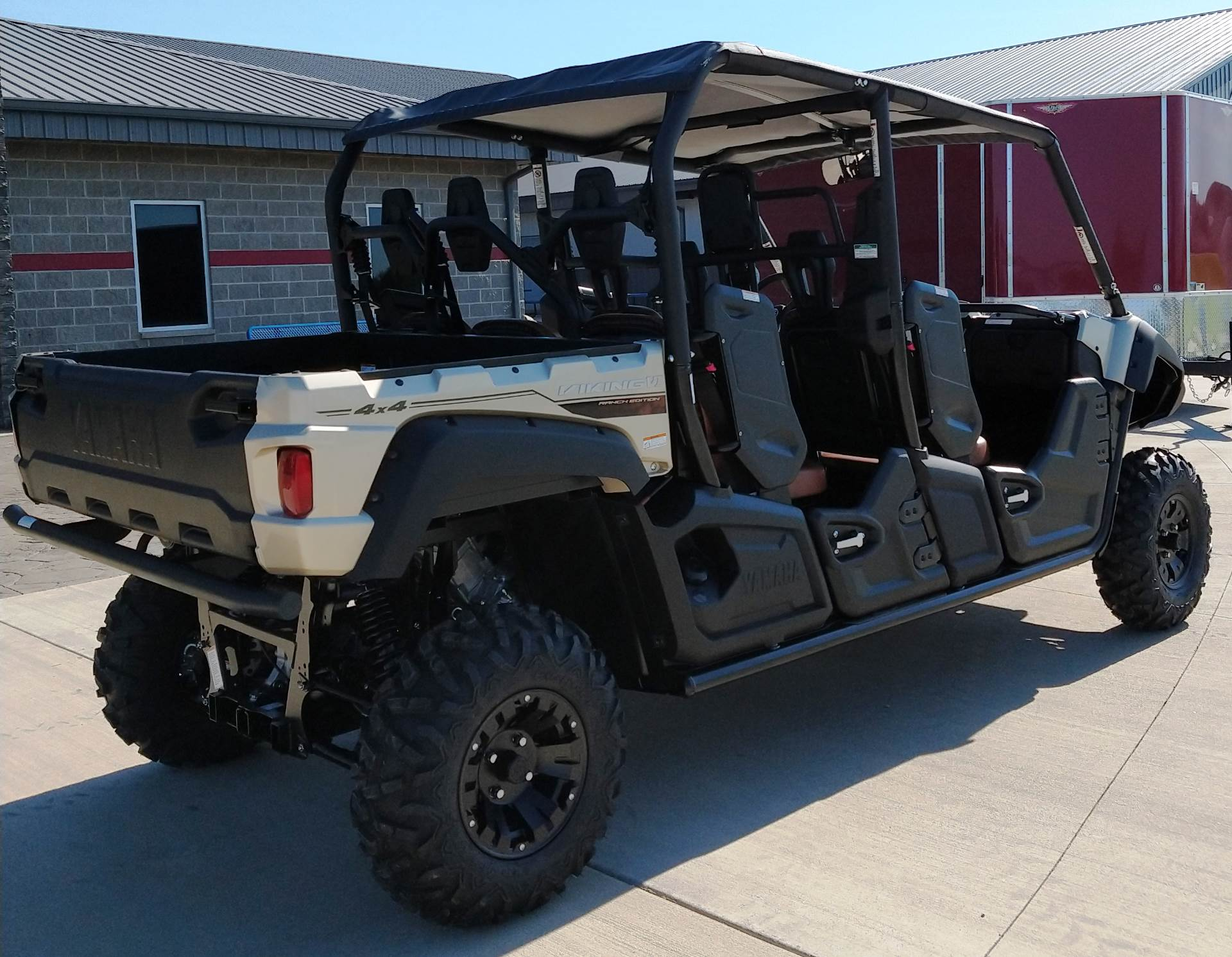 2019 Yamaha Viking VI EPS Ranch Edition in Ottumwa, Iowa - Photo 6