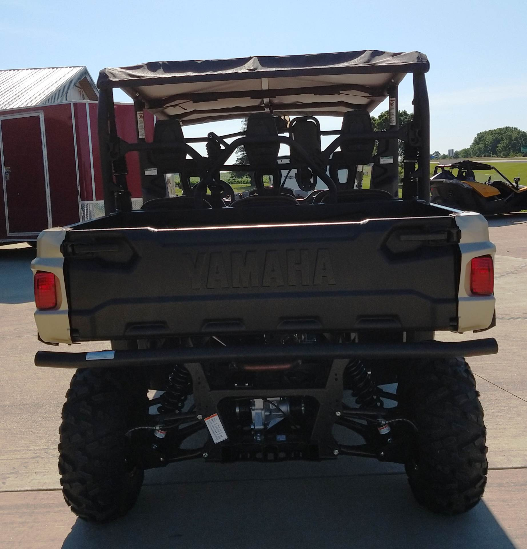 2019 Yamaha Viking VI EPS Ranch Edition in Ottumwa, Iowa - Photo 7
