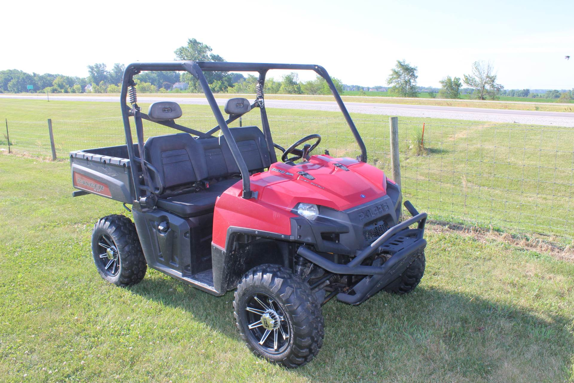 2011 Polaris Ranger XP® 800 in Ottumwa, Iowa
