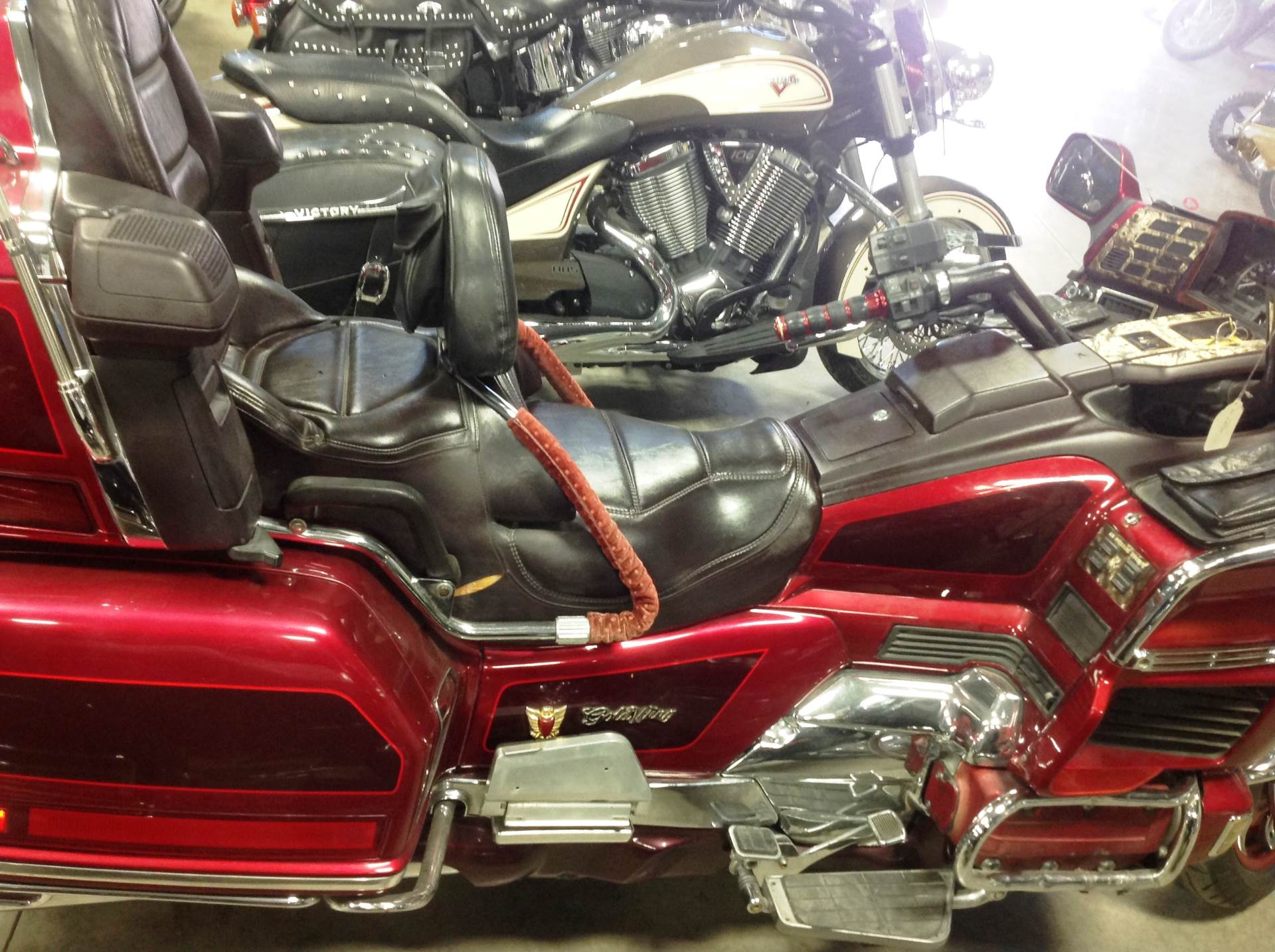 1996 Honda GOLDWING 1500 in Ottumwa, Iowa