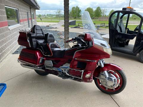 1996 Honda GOLDWING 1500 in Ottumwa, Iowa - Photo 1