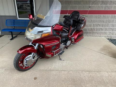 1996 Honda GOLDWING 1500 in Ottumwa, Iowa - Photo 3