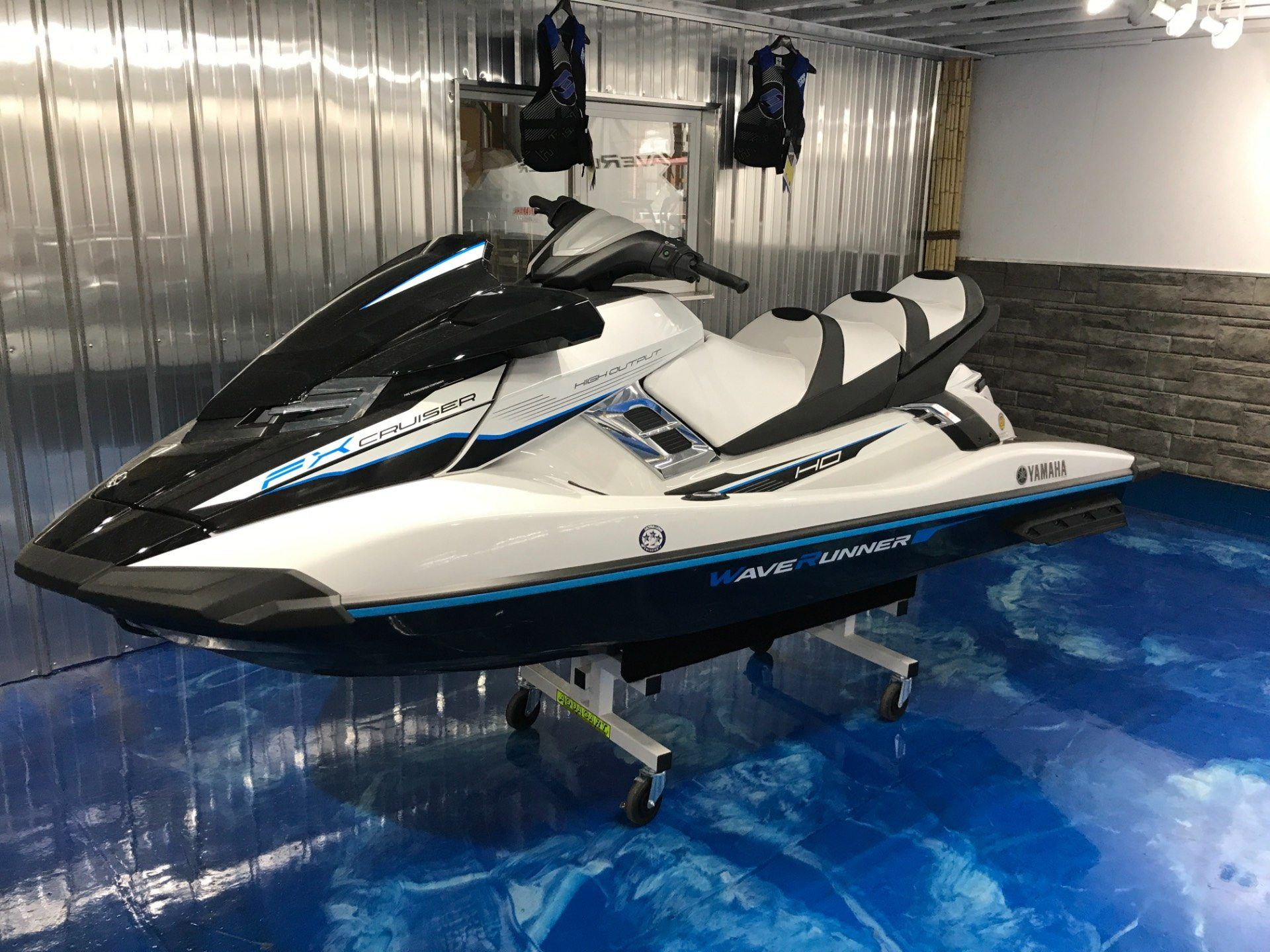 2018 Yamaha FX Cruiser HO for sale 205567