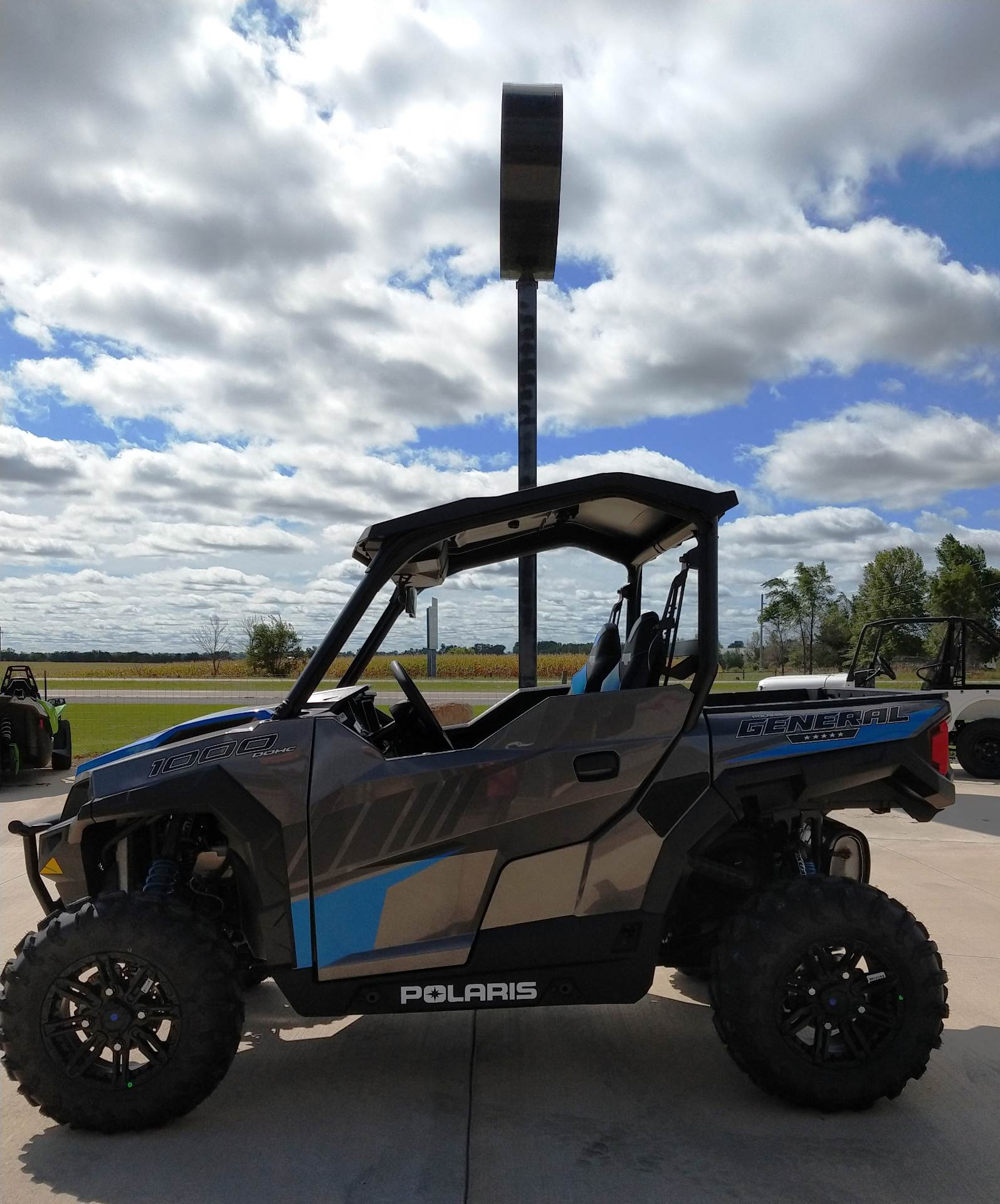 2019 Polaris General 1000 EPS Deluxe 4