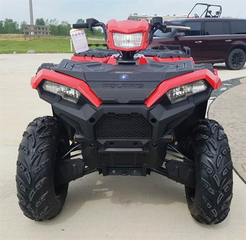 2017 Polaris Sportsman 850 in Ottumwa, Iowa