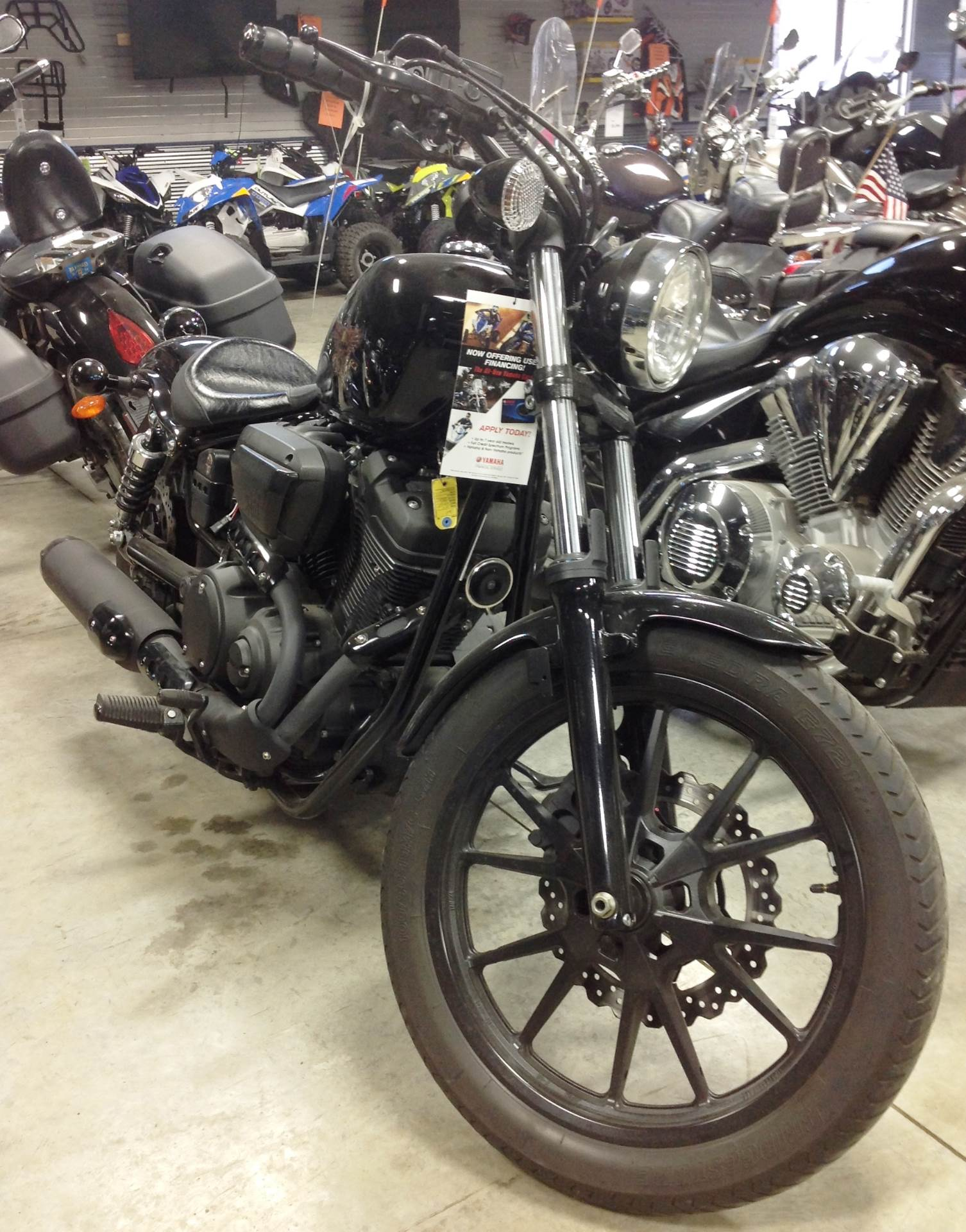 2014 Yamaha Bolt™ in Ottumwa, Iowa