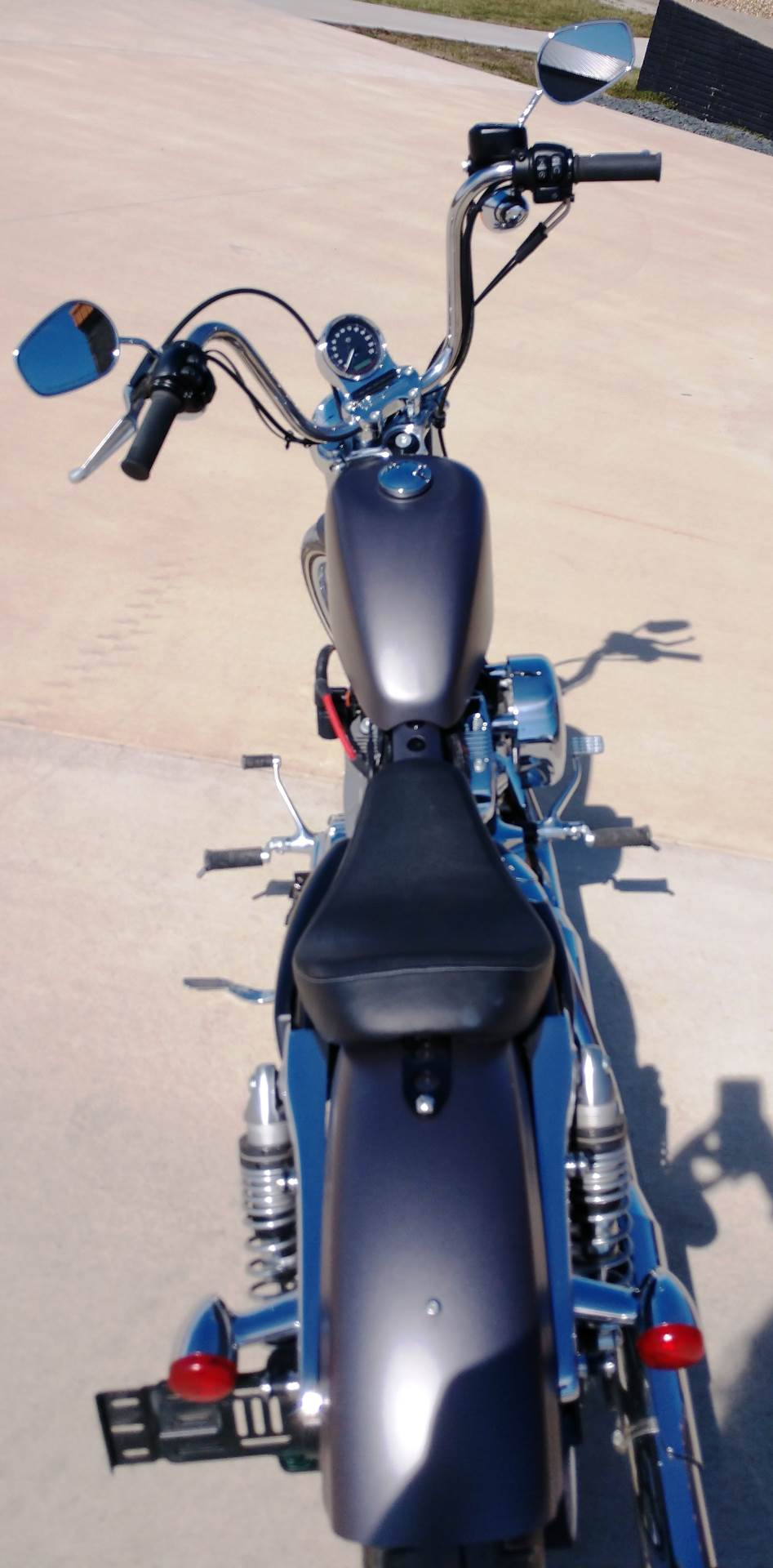 2016 Harley-Davidson XL 1200 V 72 in Ottumwa, Iowa - Photo 11