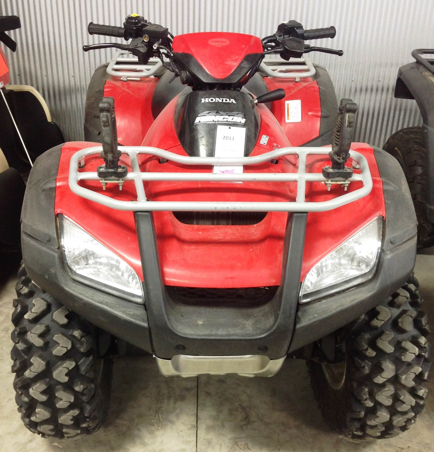 2011 Honda FourTrax® Rincon® in Ottumwa, Iowa