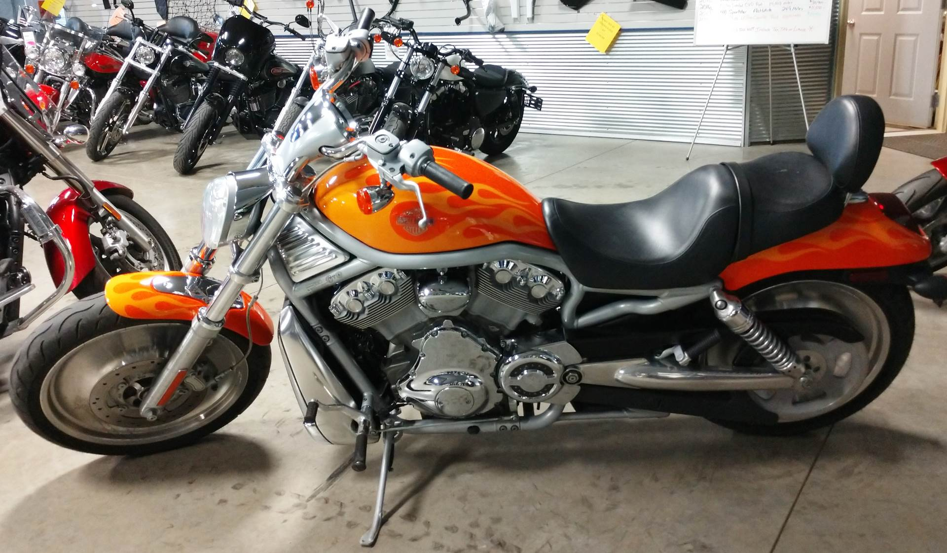2003 Harley-Davidson VRSCA  V-Rod 3