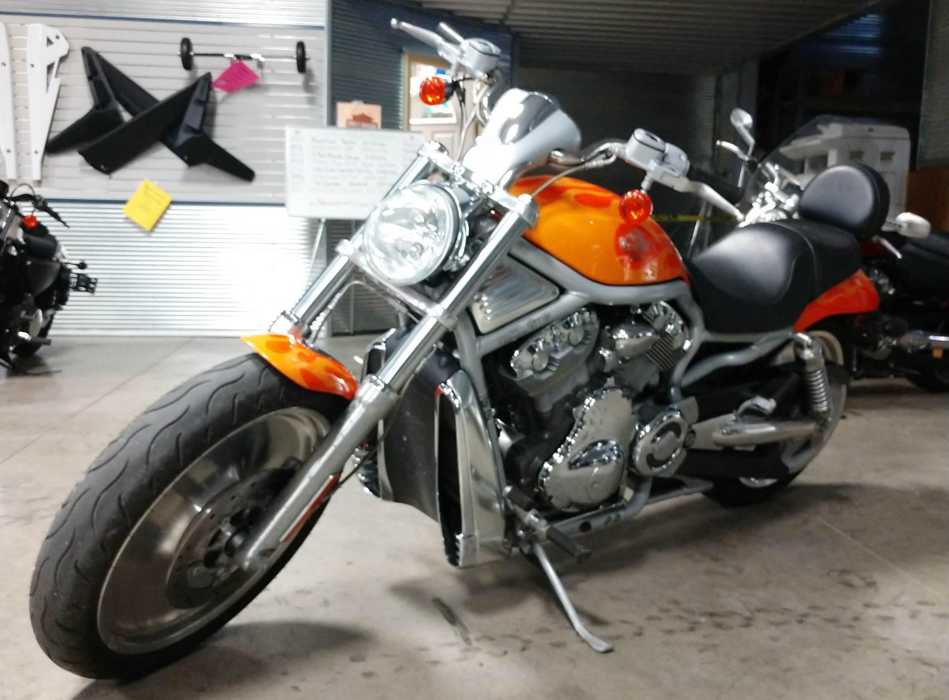 2003 Harley-Davidson VRSCA  V-Rod 4