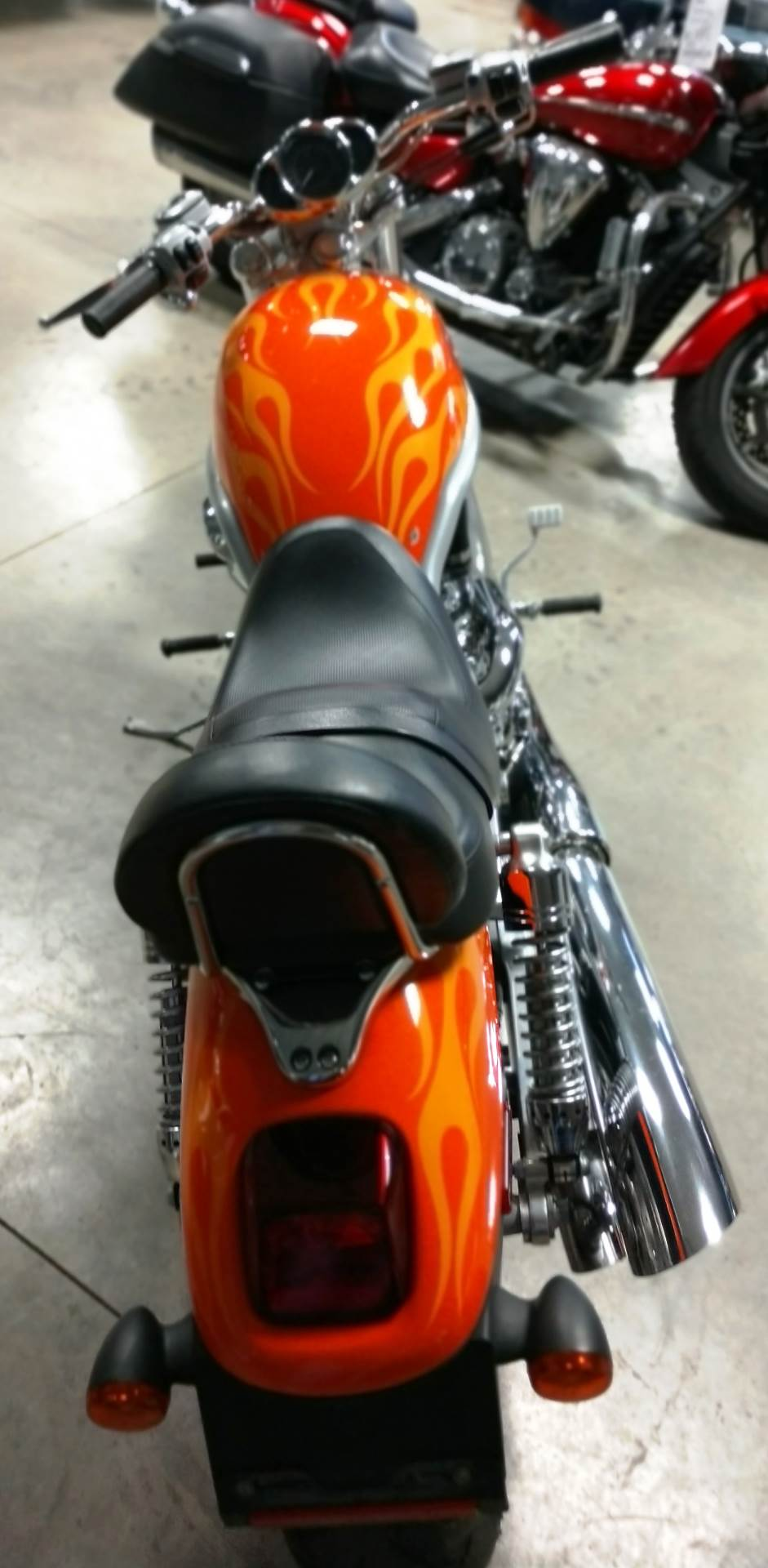 2003 Harley-Davidson VRSCA  V-Rod 9