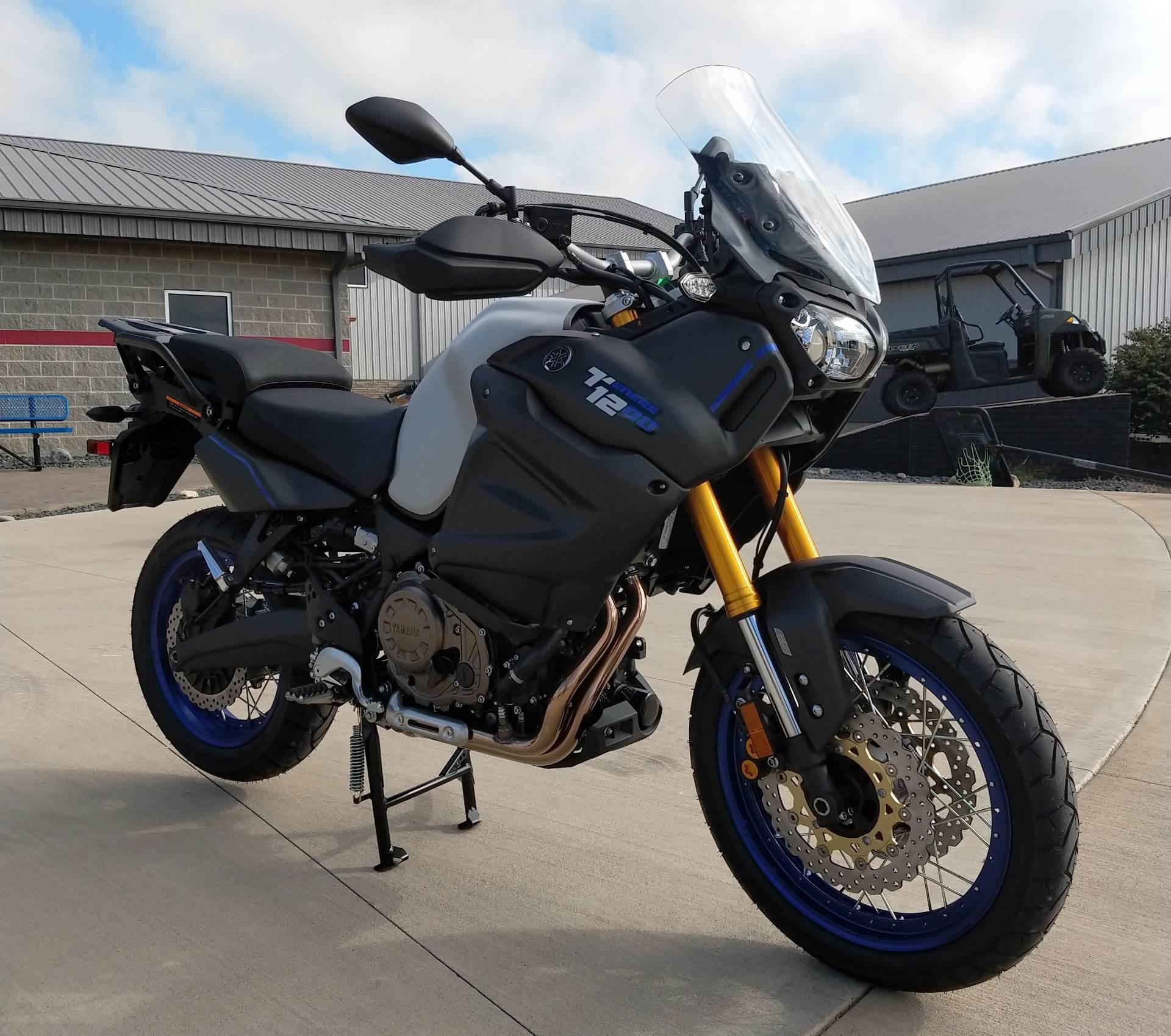 2019 Yamaha Super Tenere ES 3