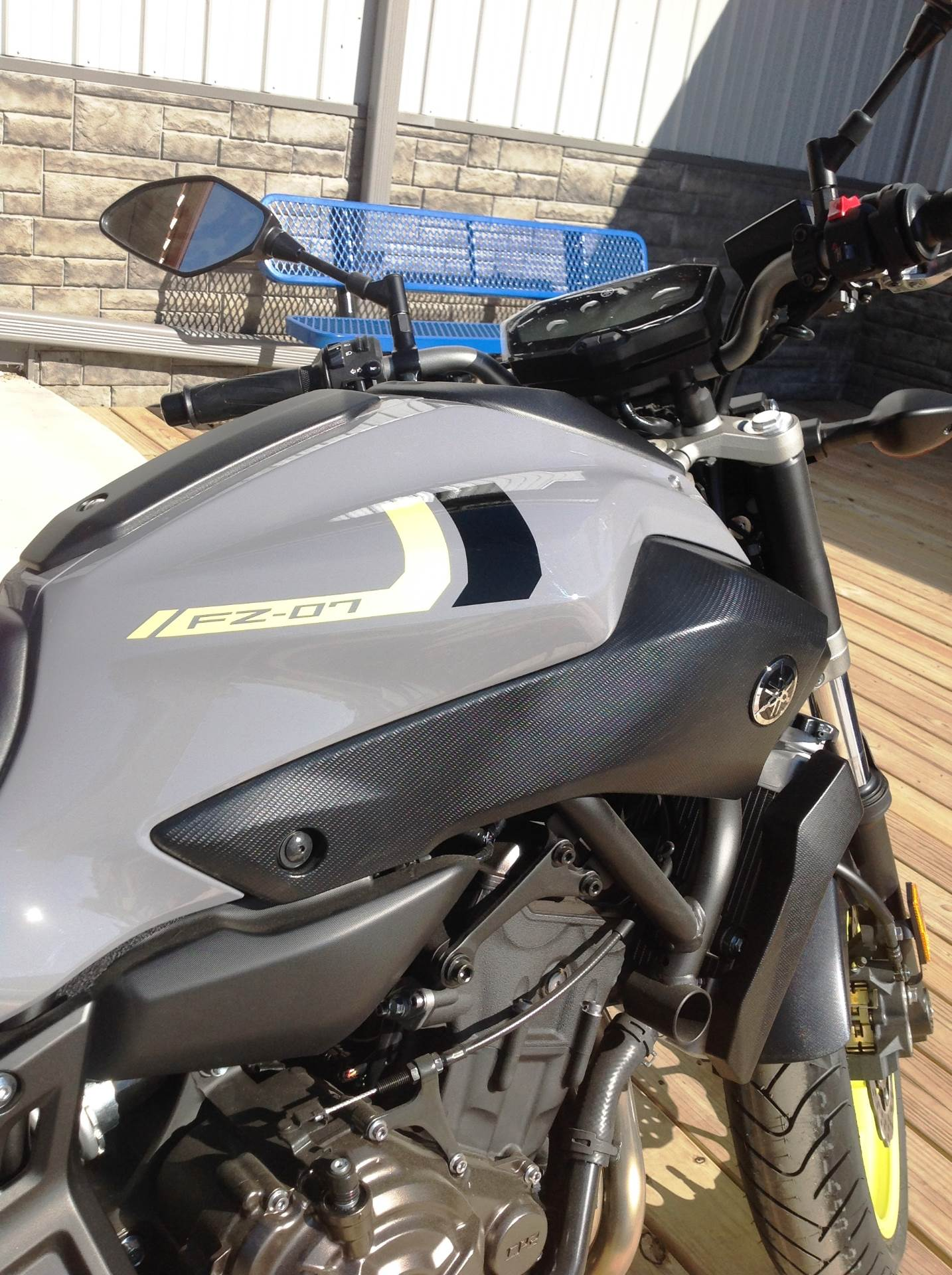 2016 Yamaha FZ-07 in Ottumwa, Iowa