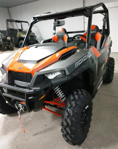 2018 Polaris General 1000 EPS Deluxe in Ottumwa, Iowa
