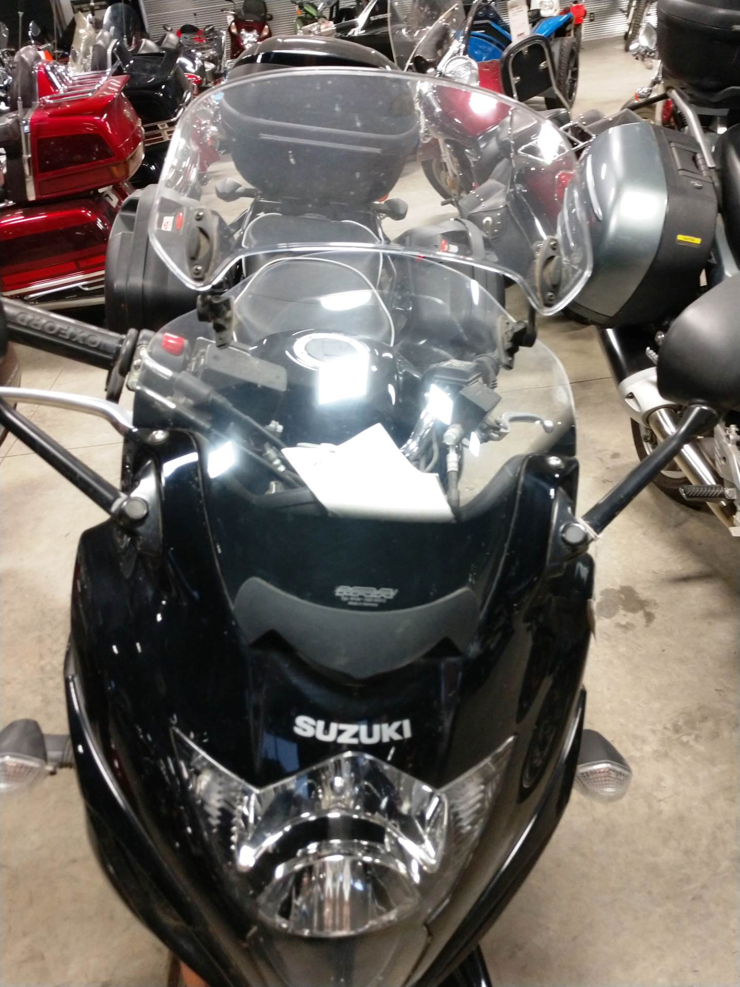 2011 Suzuki GSX1250FA in Ottumwa, Iowa - Photo 4