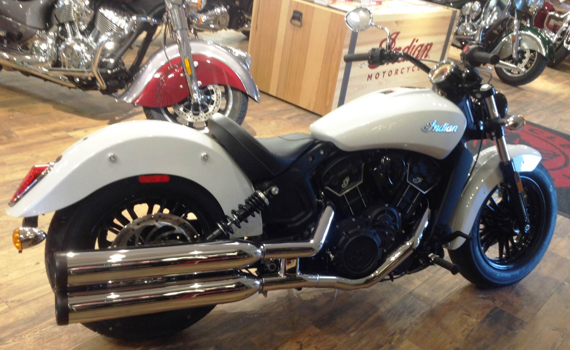 2017 Indian Scout Sixty 11