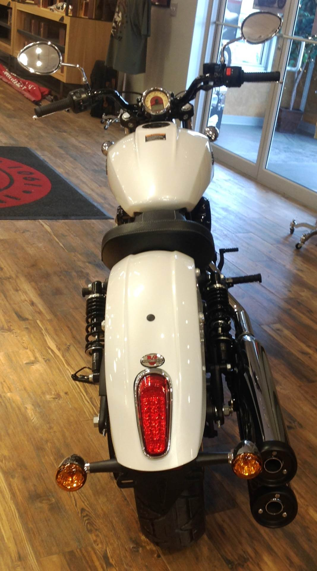 2017 Indian Scout Sixty 12
