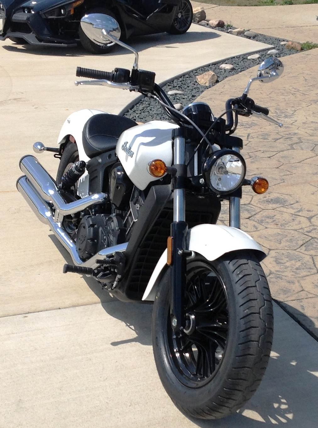 2017 Indian Scout Sixty 3