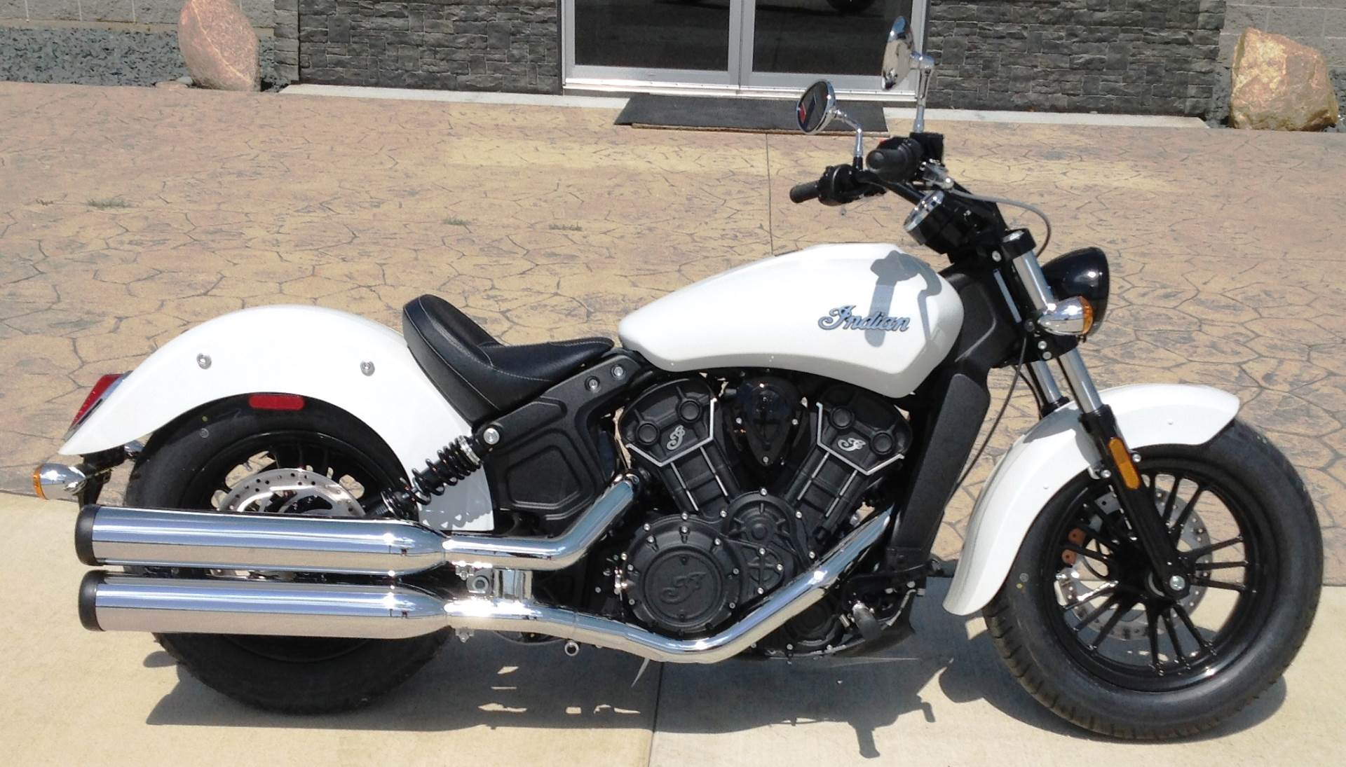 2017 Indian Scout Sixty 1