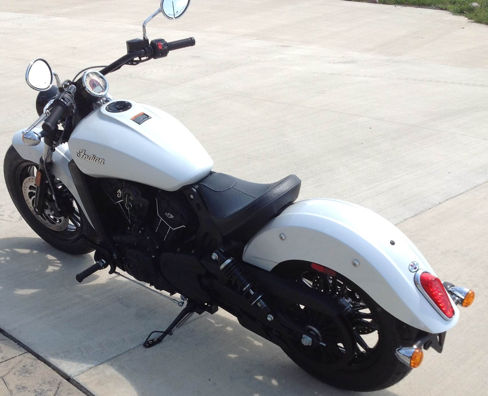 2017 Indian Scout Sixty 6