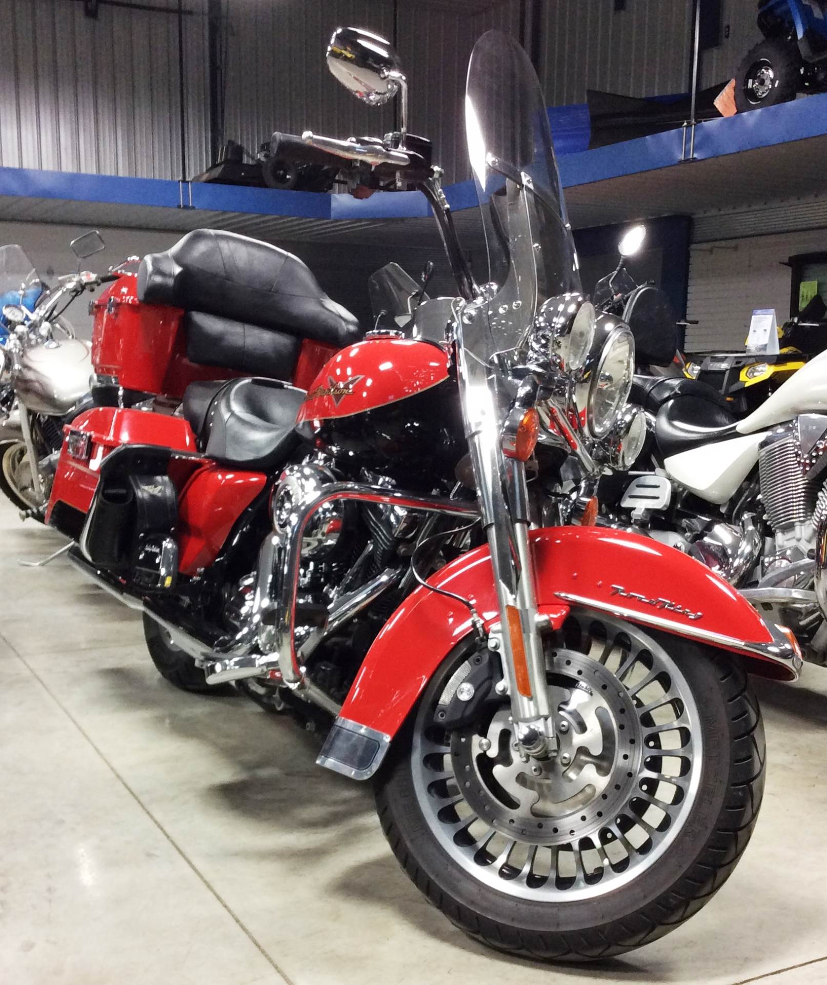 2010 Harley-Davidson Road King® in Ottumwa, Iowa