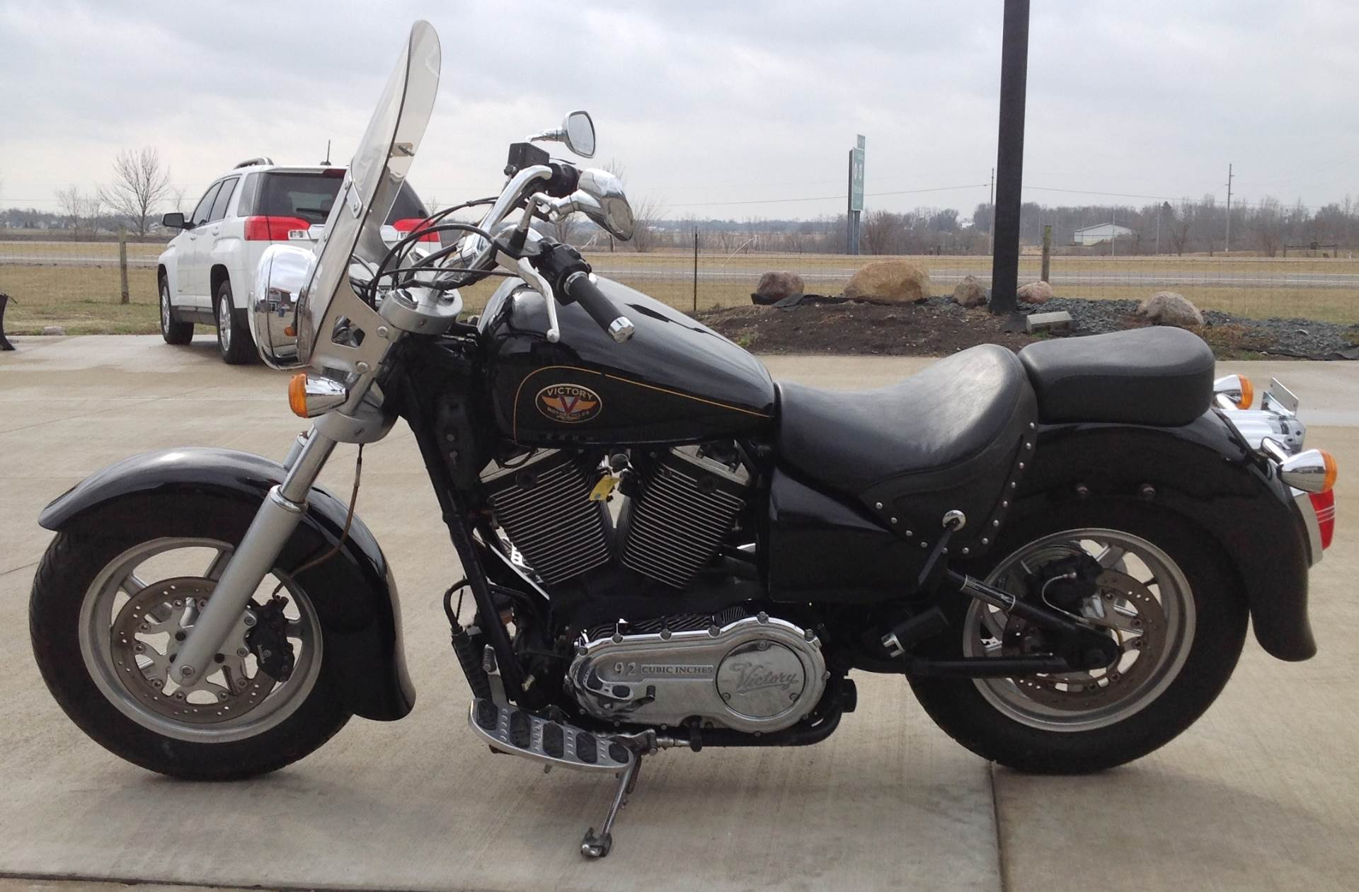 2001 Victory V92C in Ottumwa, Iowa