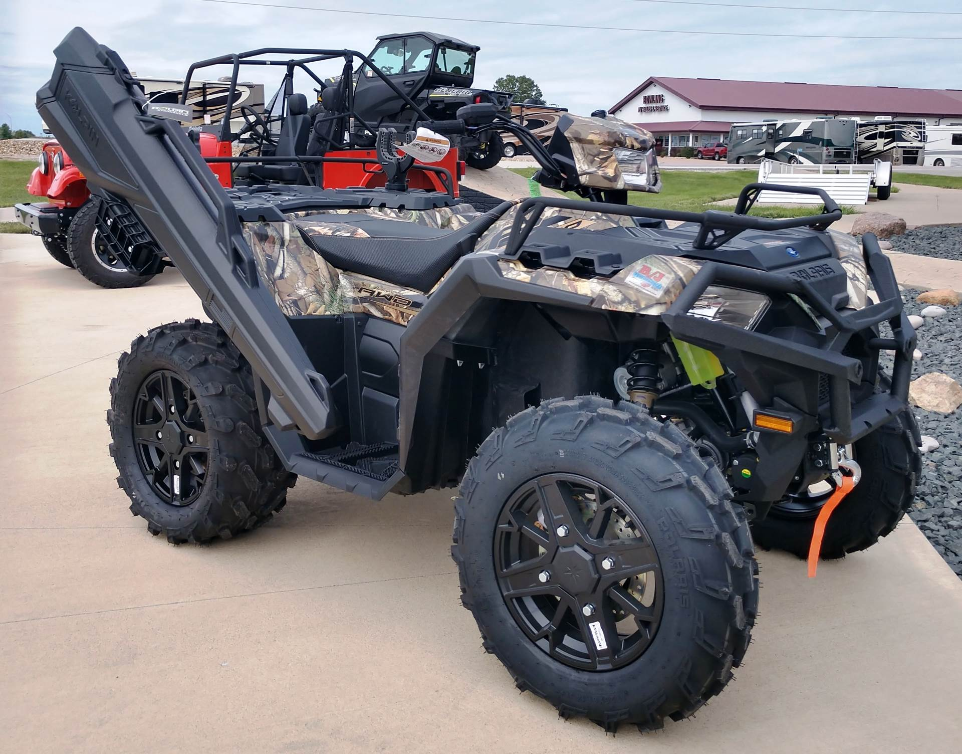 2018 Polaris Sportsman XP 1000 Hunter Edition in Ottumwa, Iowa