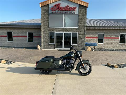 2021 Indian Springfield® Dark Horse® in Ottumwa, Iowa - Photo 1
