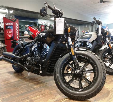 2019 Indian Scout® Bobber ABS in Ottumwa, Iowa - Photo 8