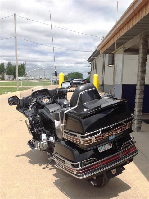 1991 Honda GOLDWING GL 1500A in Ottumwa, Iowa