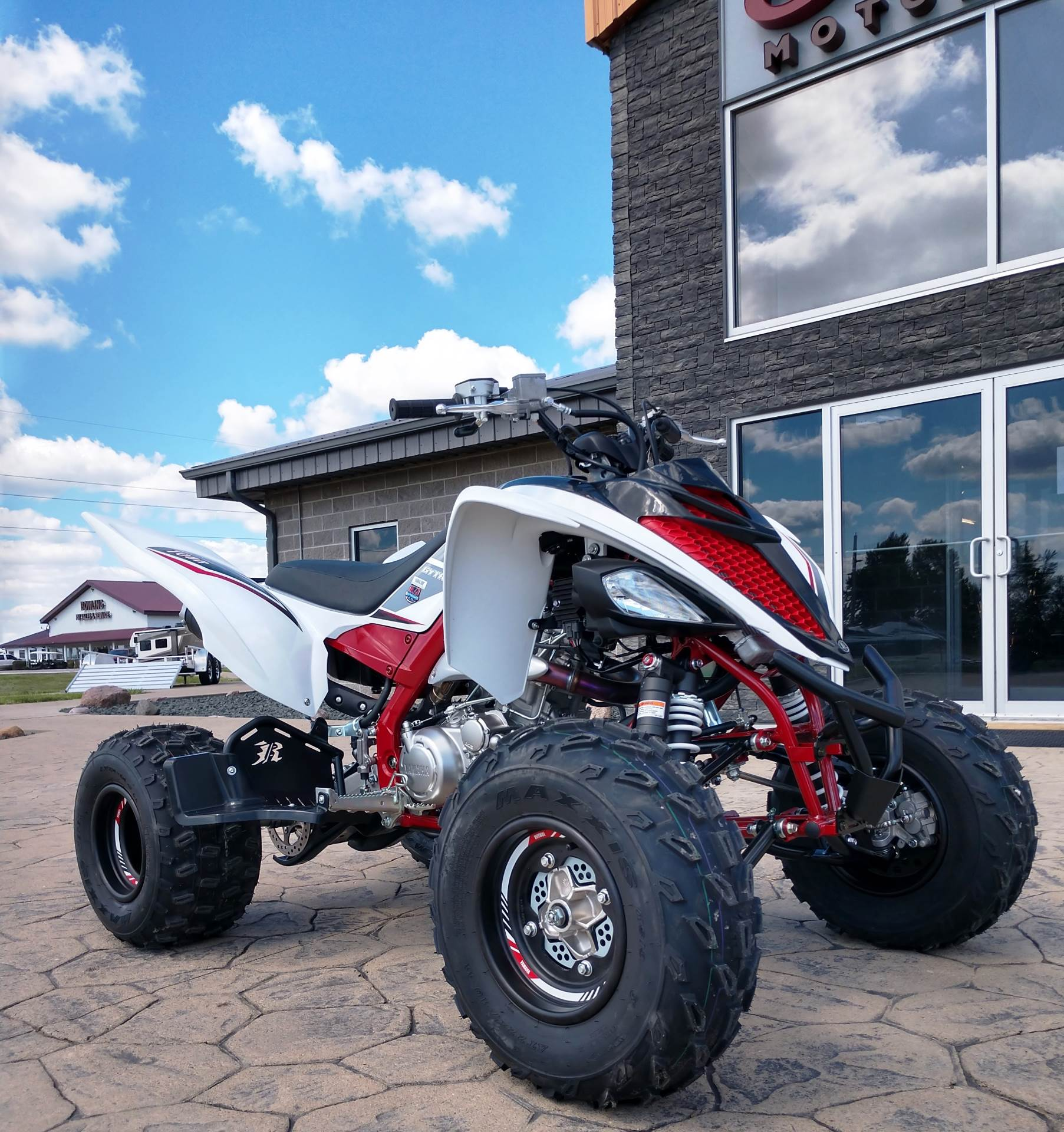 2018 Yamaha Raptor 700R SE for sale 13120