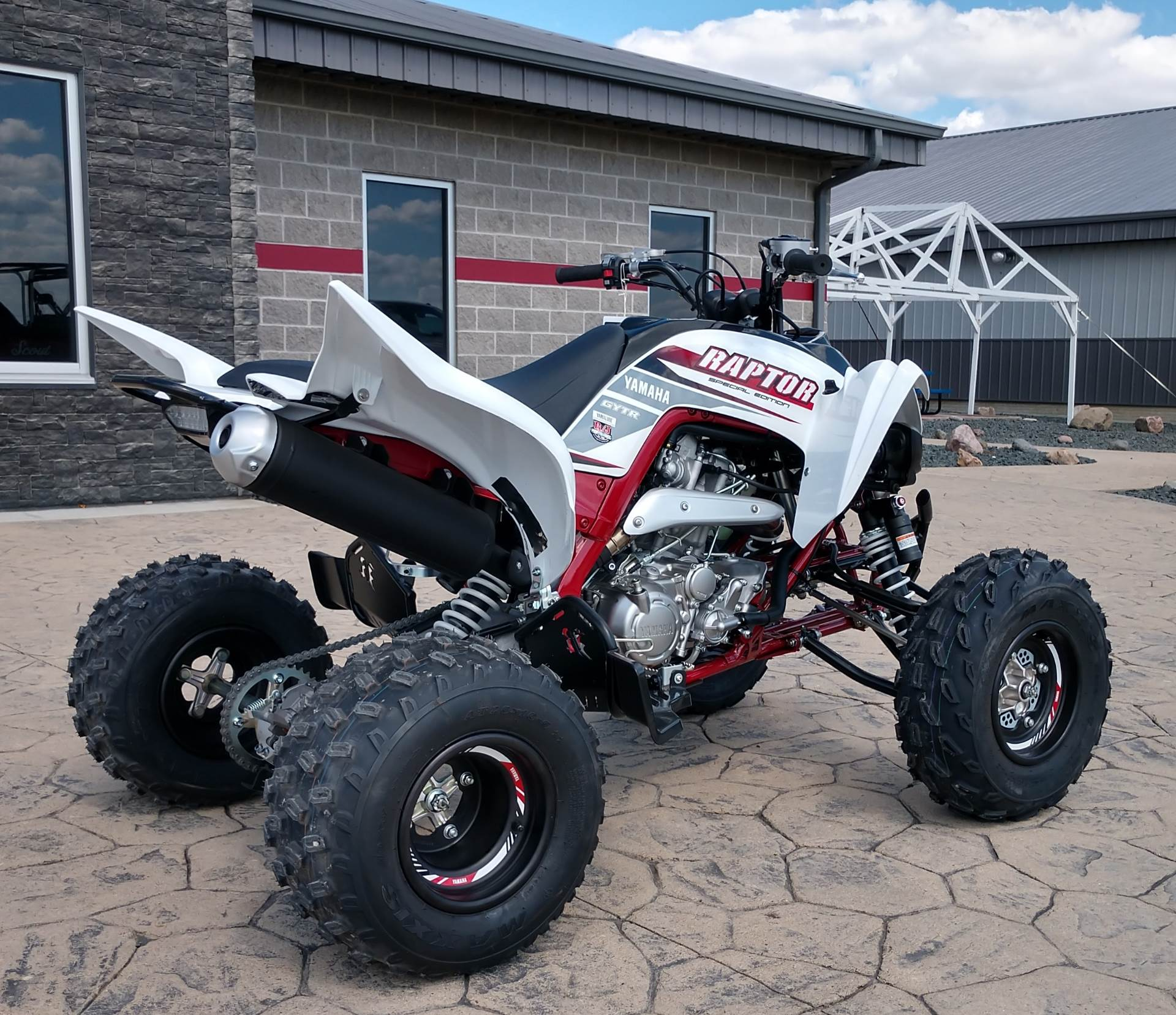 2018 Yamaha Raptor 700R SE in Ottumwa, Iowa