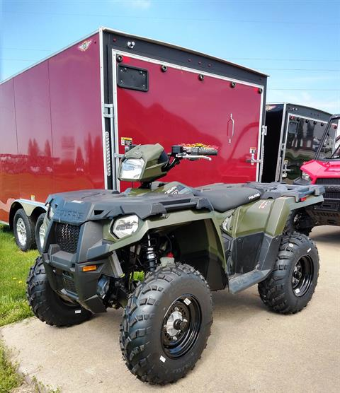 2019 Polaris Sportsman 570 EPS in Ottumwa, Iowa - Photo 3
