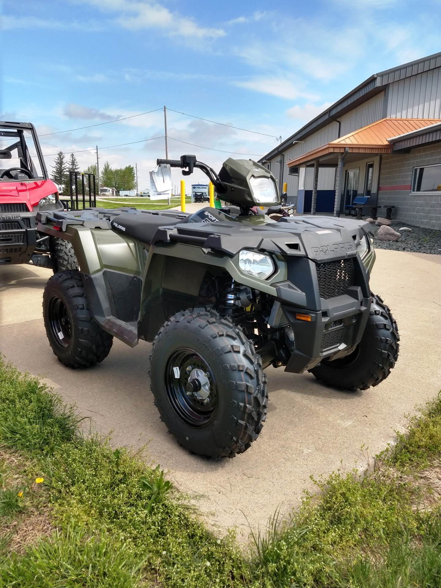 2019 Polaris Sportsman 570 EPS in Ottumwa, Iowa - Photo 1