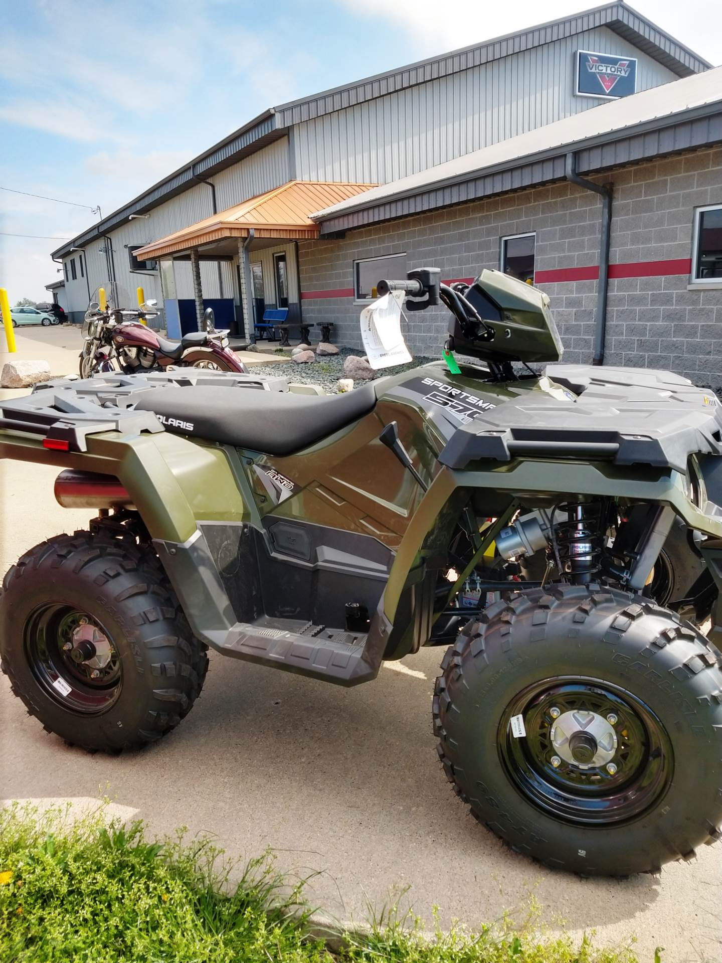 2019 Polaris Sportsman 570 EPS in Ottumwa, Iowa - Photo 5