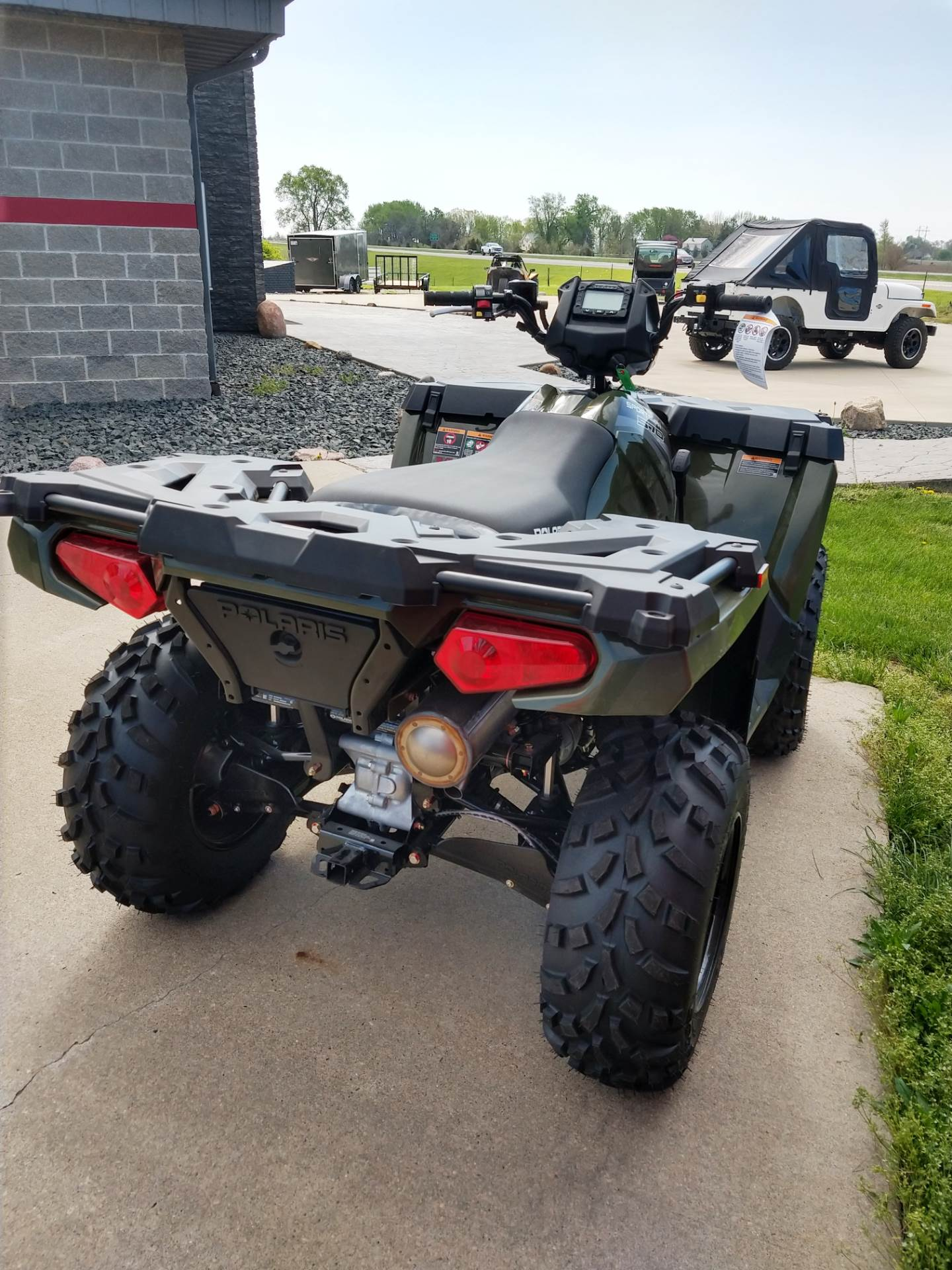 2019 Polaris Sportsman 570 EPS in Ottumwa, Iowa - Photo 6