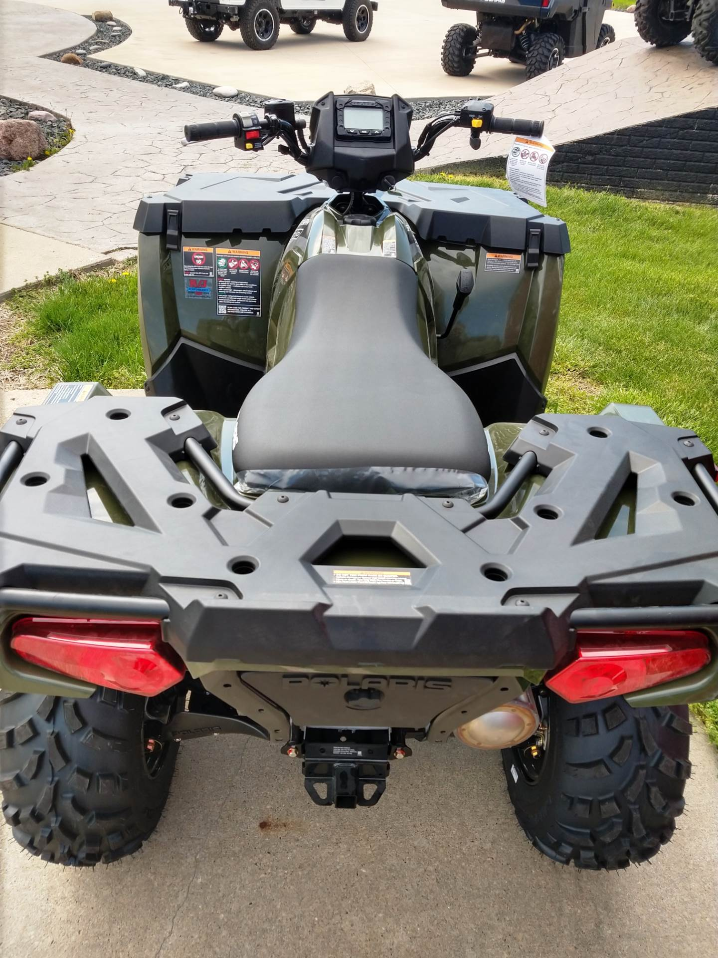 2019 Polaris Sportsman 570 EPS in Ottumwa, Iowa - Photo 9