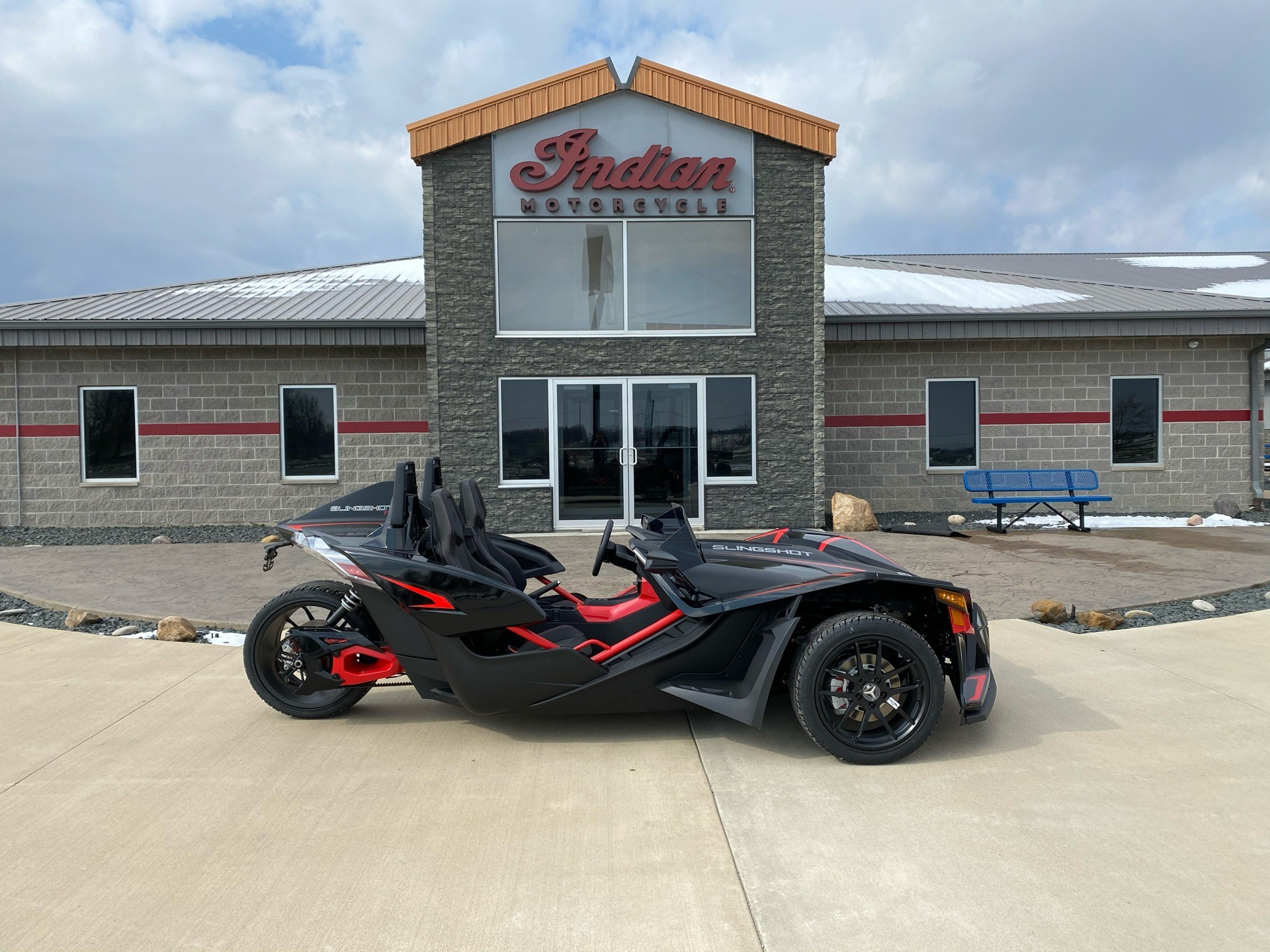 2020 Slingshot Slingshot R AutoDrive in Ottumwa, Iowa - Photo 1