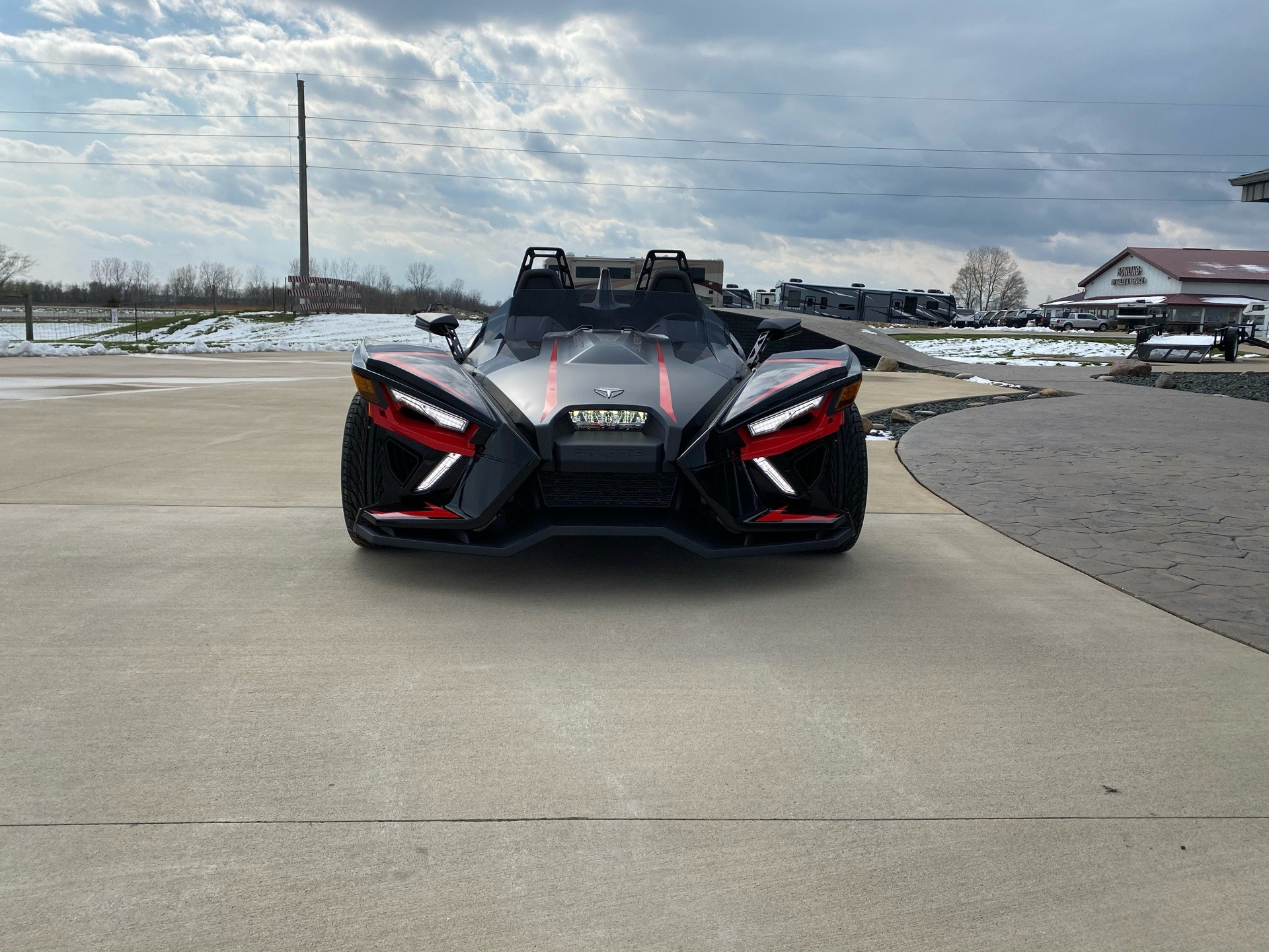 2020 Slingshot Slingshot R AutoDrive in Ottumwa, Iowa - Photo 3