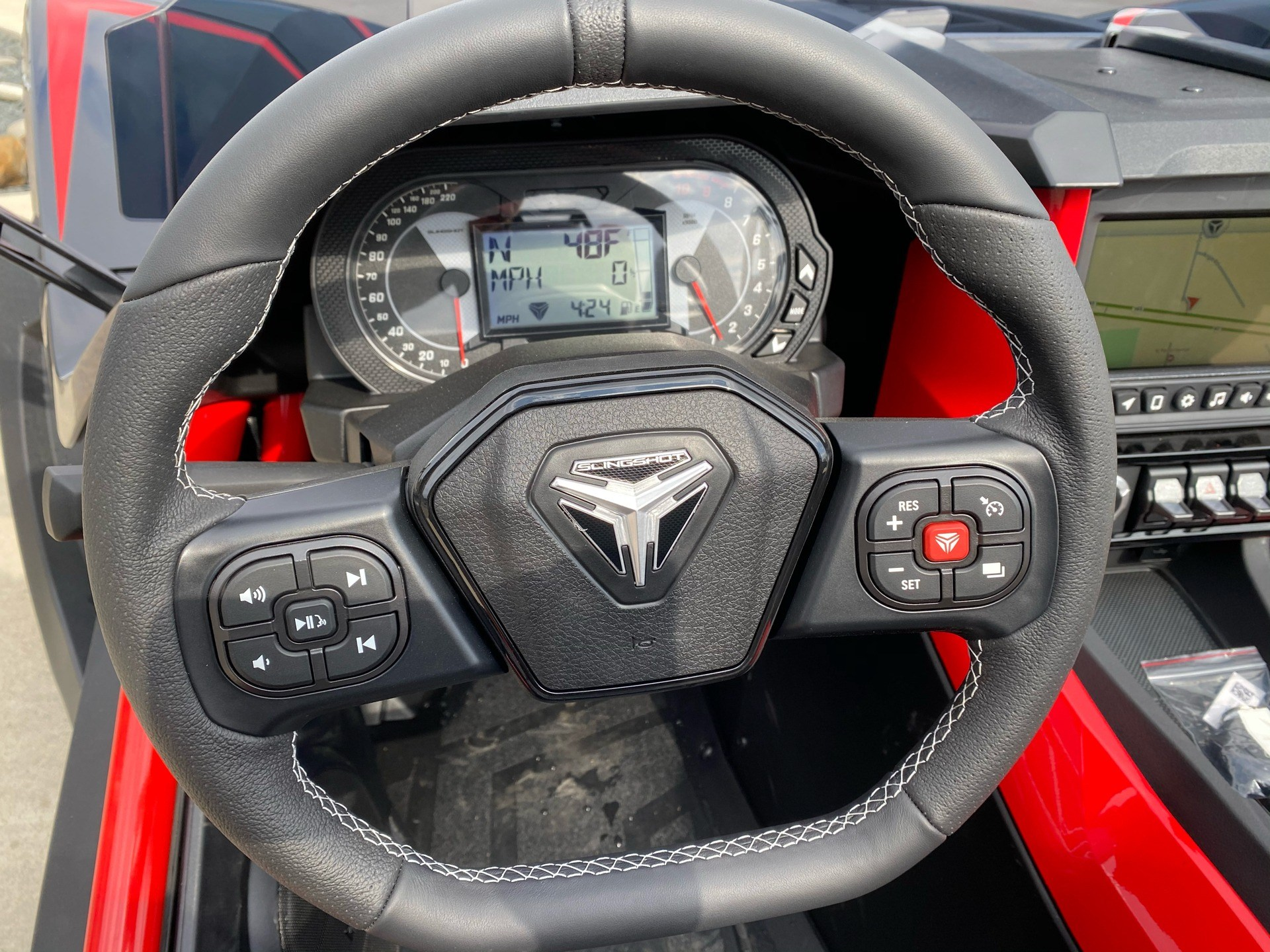 2020 Slingshot Slingshot R AutoDrive in Ottumwa, Iowa - Photo 12