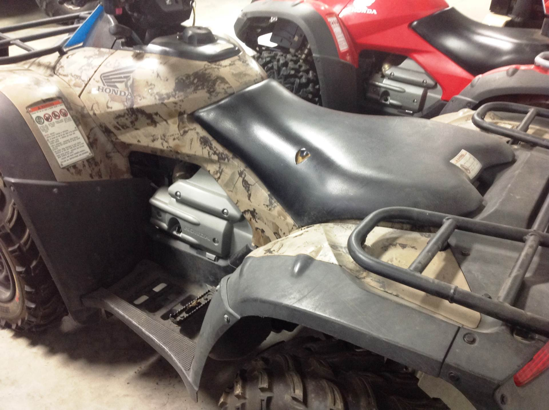 2009 Honda FourTrax® Rincon® in Ottumwa, Iowa