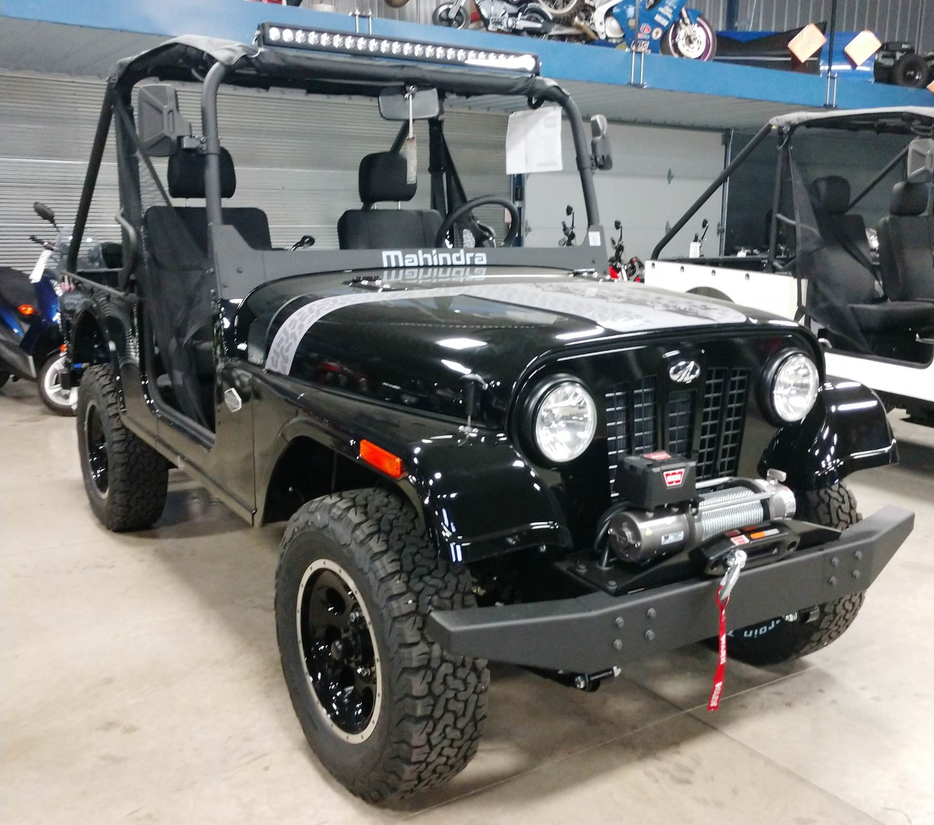 2018 Mahindra Automotive North America ROXOR Limited Edition in Ottumwa, Iowa