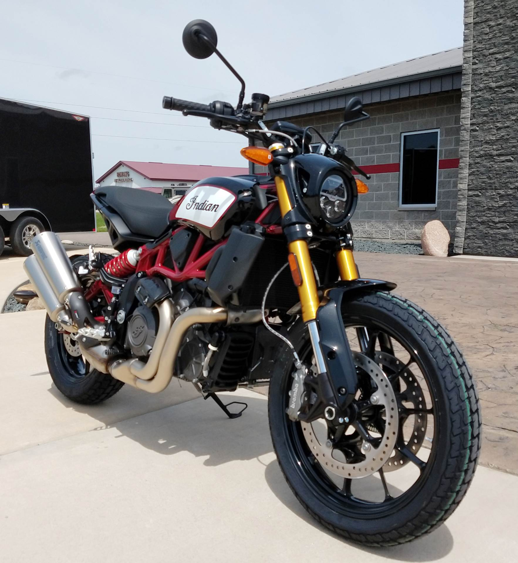 2019 Indian FTR™ 1200 S in Ottumwa, Iowa - Photo 1