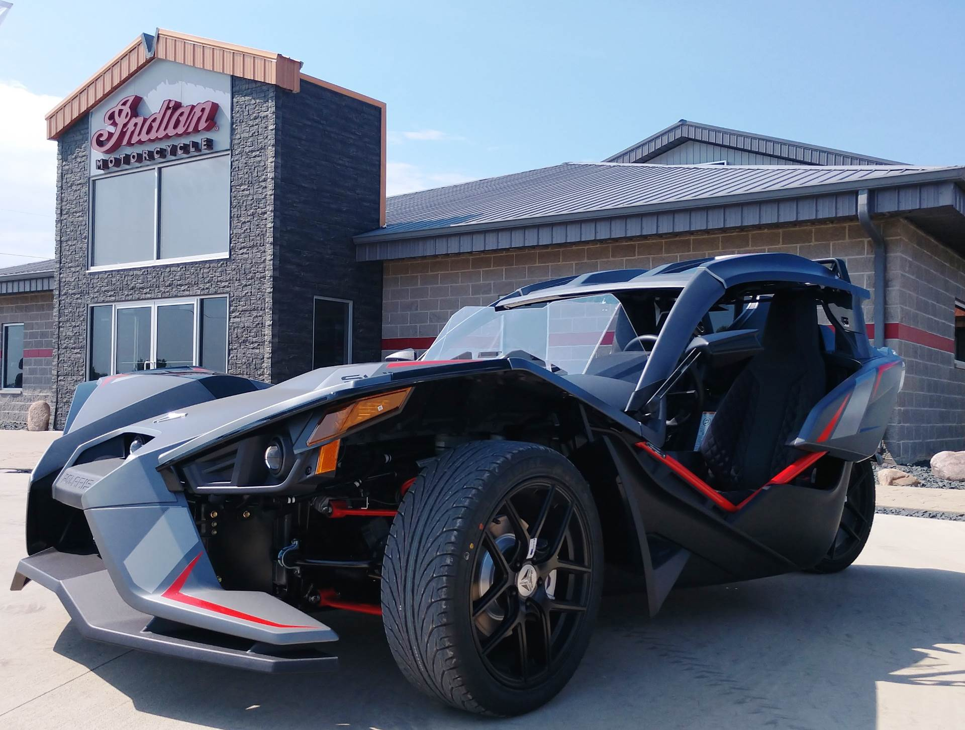2018 Slingshot Slingshot Grand Touring LE in Ottumwa, Iowa