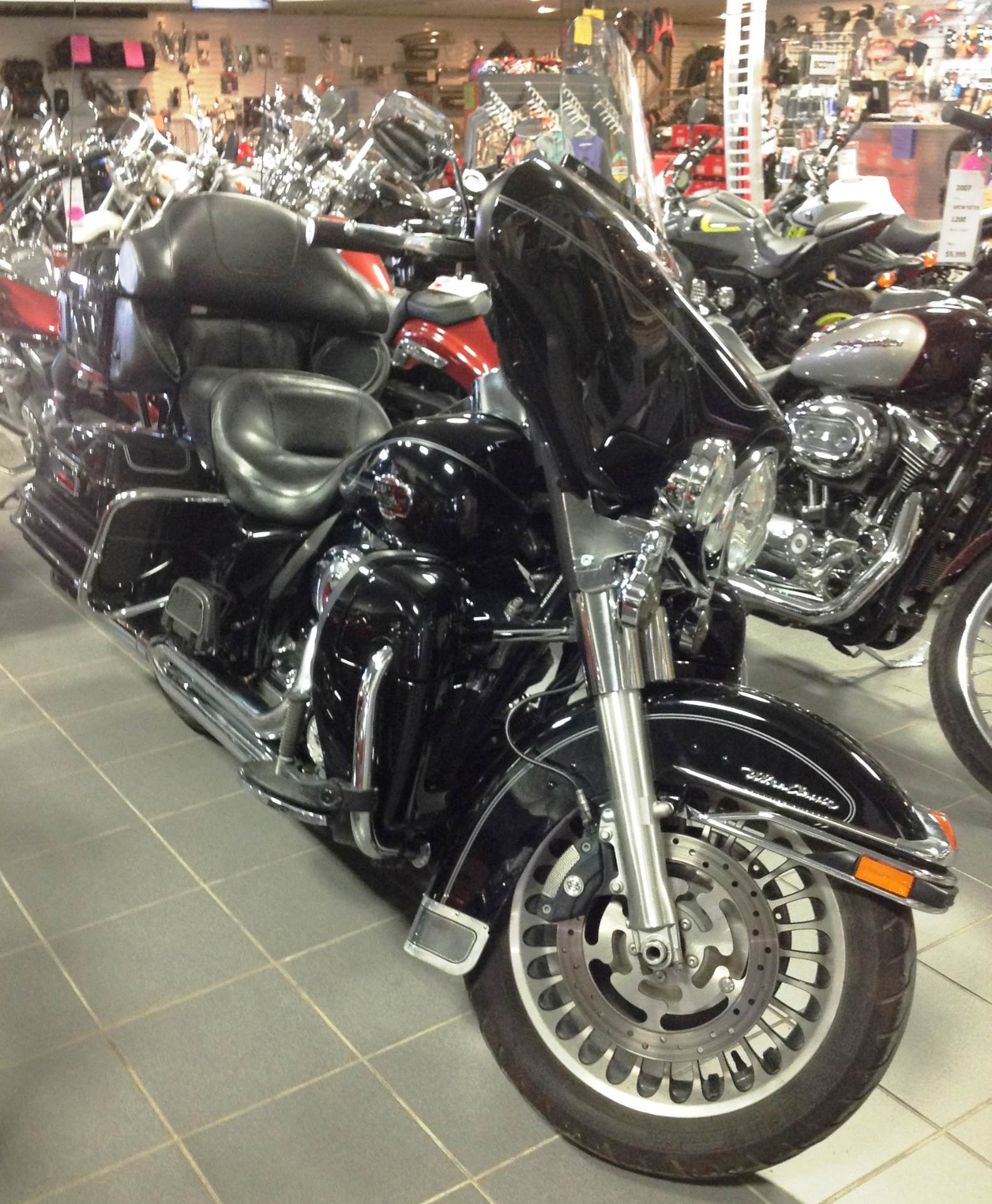 2012 Harley-Davidson Ultra Classic® Electra Glide® in Ottumwa, Iowa - Photo 3