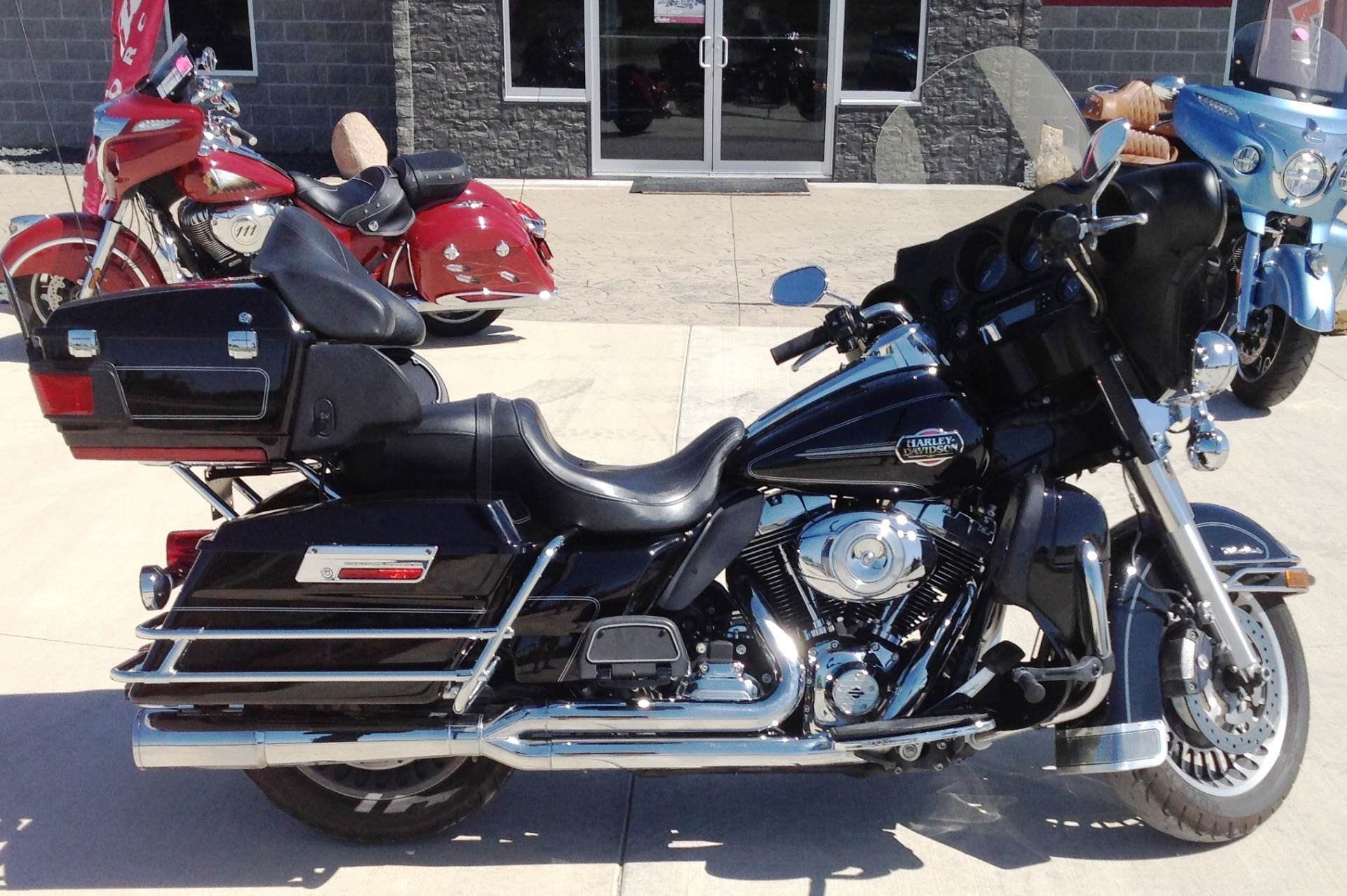 2012 Harley-Davidson Ultra Classic® Electra Glide® in Ottumwa, Iowa - Photo 1