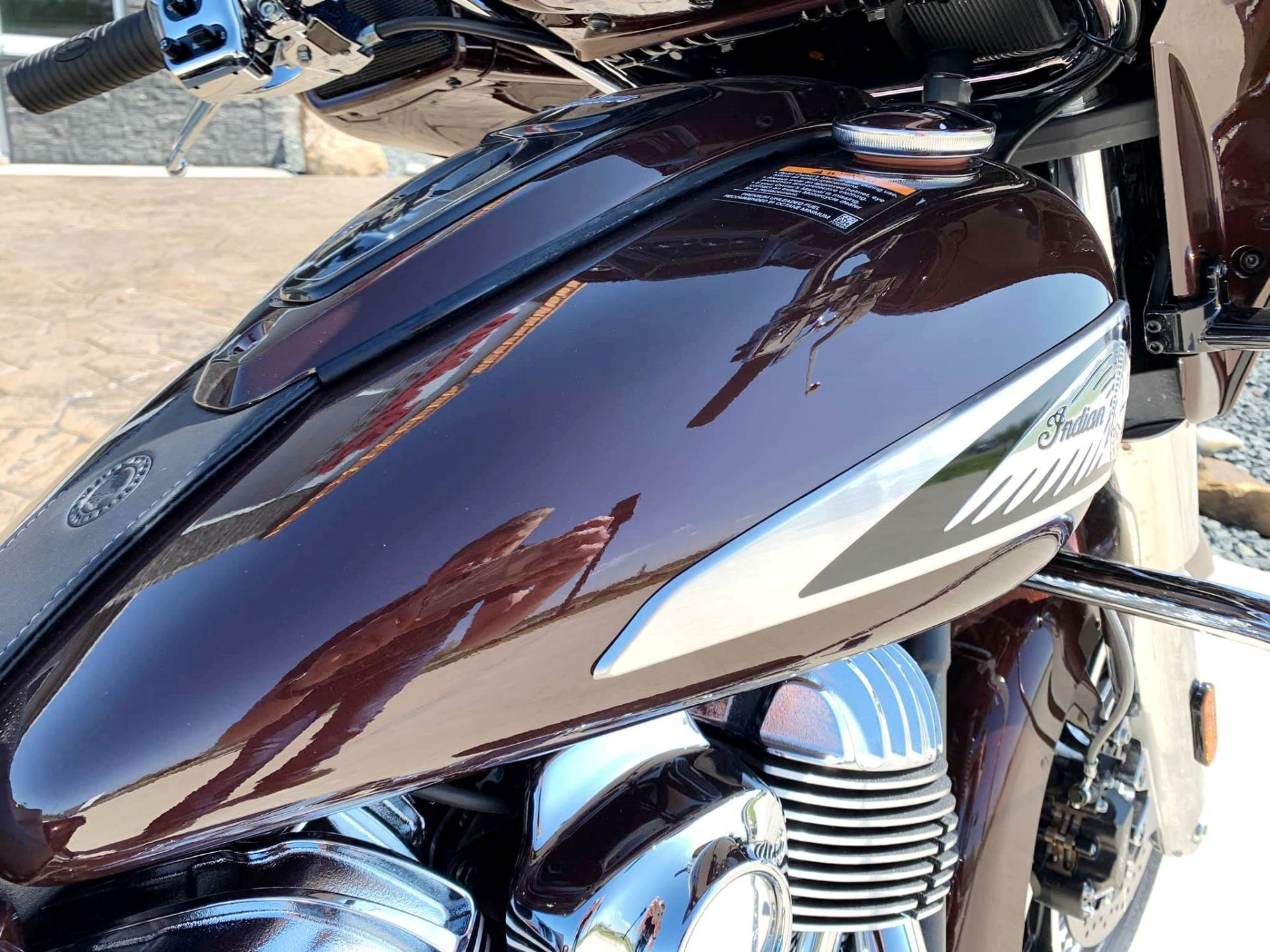 2019 Indian Chieftain® Limited ABS in Ottumwa, Iowa - Photo 4
