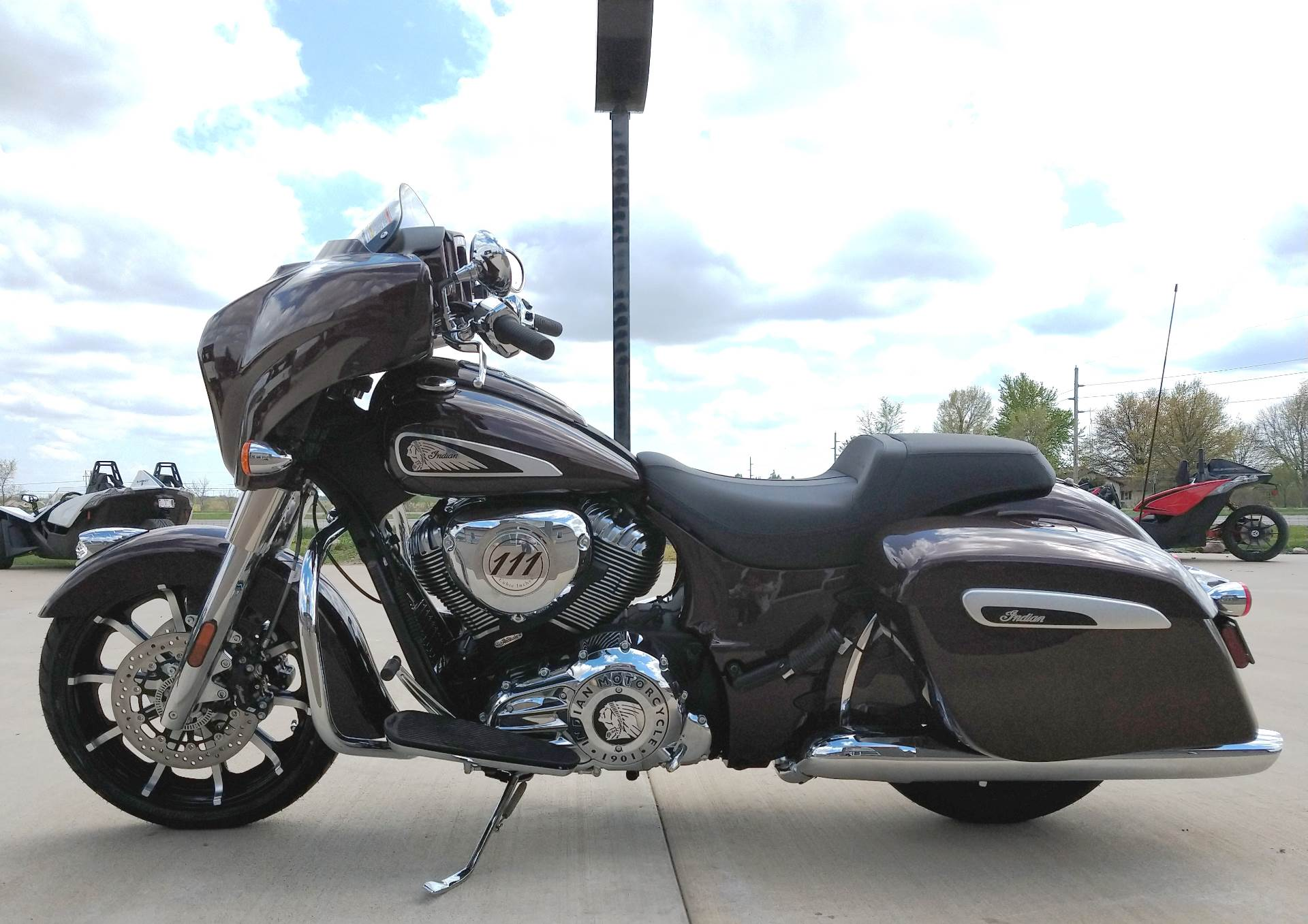 2019 Indian Chieftain® Limited ABS in Ottumwa, Iowa - Photo 8