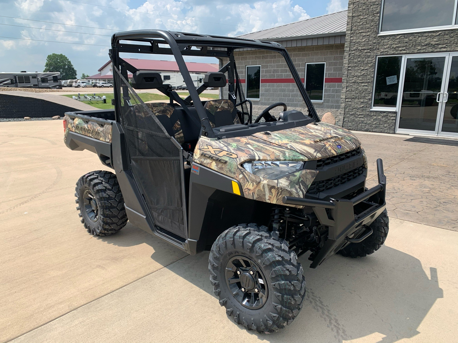 2020 Polaris Ranger XP 1000 Premium in Ottumwa, Iowa - Photo 3